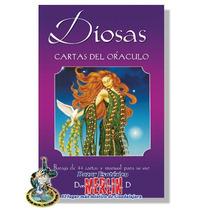 Oraculo De Las Diosas - 44 Cartas Y Libro - Doreen Virtue