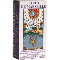 Tarot De Marsella De Alejandro Jodorowsky / Mini O Bolsillo