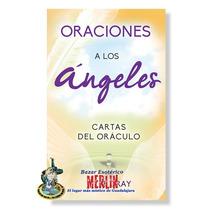 Oraculo Oraciones A Los Angeles - 44 Cartas Y Manual