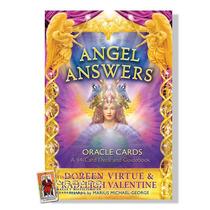 Oraculo Angel Answers - Doreen Virtue - 44 Cartas Y Folleto