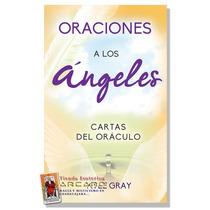 Oraciones A Los Angeles - Incluye 44 Cartas Y Un Libro