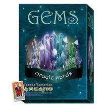 Gems Oracle Cards - 32 Cartas Y Libro En Ingles