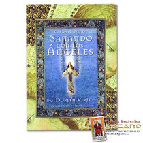 Oraculo Sanando Con Los Angeles - 44 Cartas Y Libro