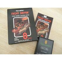 Atari 2600. Night Driver
