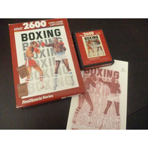 Atari 2600. Boxing