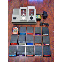 Intellivision Consola Impecable Y Caset.listo Para Usar