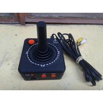 Palanca Atari Con 10 Juegos Integrados Funcionando