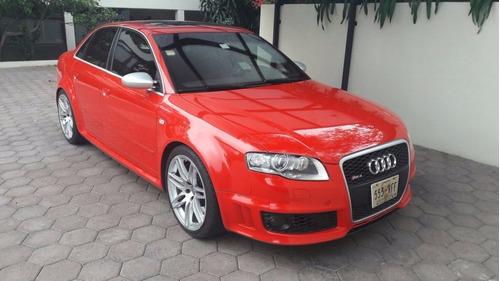 Audi Rs4 Hp Potencia Bruta 420 Blindaje Nivel 3