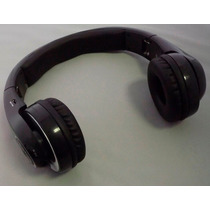 Audífonos Con Micrófono Bluetooth No Más Cables Plegables