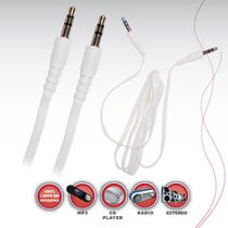 Cable Plano 1 Plug 3.5mm A Plug 3.5mm Stereo 1m Varios