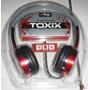 Audifono Importado Toxix Ifrogz Pro Mp3 Pc Rojo Y Fuscia E4f