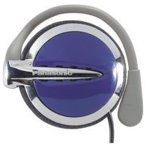 Audifonos Panasonic Rp-hs43 Azules