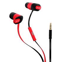 Audífonos De Oído Con Manos Libres Y Cable Ultra Delgado