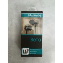 Brainwavz Beta Audifonos Para Iphone, Ipod, Mp3, Mp4 Nuevos