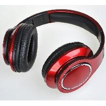 Audífonos Estéreo Dinámicos Plegables Bluetooth