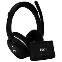 Turtle Beach - Px3 Ear Force - Programable Wireless Gaming H