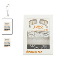 Hot Topic Audifonos Aerial7 Sumo Blizzard Earbuds