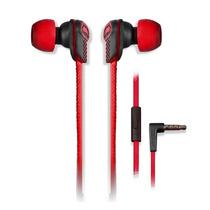 Audifonos Ecko Unltd Lace 2 Red Con Microfono