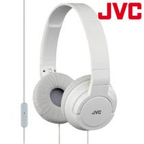 Audifonos Jvc Ha-sr185 Plegables Y Potentes Con Microfono