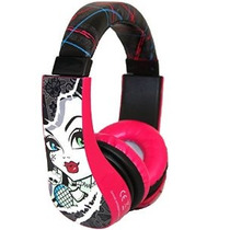 Monster High Kid Safe Durante El Auricular Del Oído W / Limi