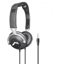 Audifono Mitzu Plegable Profesional Dj Acojinados Mh-4020bk