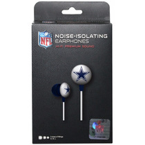 Audífonos Nfl Oficial Dallas Cowboys, Noise Isolating Msi