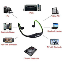 Audifono V4 Bluetooth Recargable Inalambrico Ergonomico