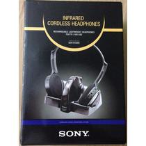 Audífonos Infrarrojo Sony Nuevos Que No Te Los Ganen!