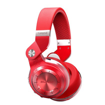 Audifono Bluedio T2s Bluetooth Stereo Headphones 4.1 (rojos)