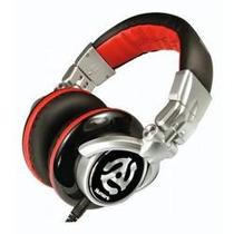 Numark Red Wave Audifonos Dj Profesionales Calidad Superior