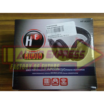 Audifonos Estereo Inalambricos Infrarrojo Hf-ir307