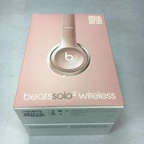 Beats Solo 2 Wireless, Edición Especial Oro Rosa