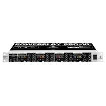 Behringer Ha4700 Amplificador Para Audífonos Con 4 Canales.