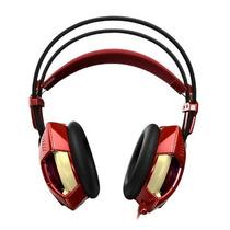 E-3lue E-blue Iron Man 3 Gaming Headset Marvel Pc Headphone