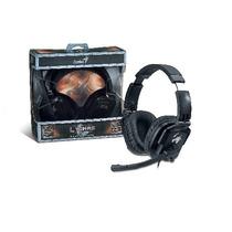 Audifonos Diadema Hs-g550 Genius Lychas Mic Para Gamers +c+