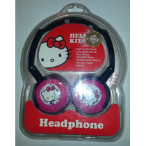 Hello Kitty Audifonos De Diadema, Sanrio