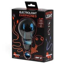 Audifonos Con Luz En Cable Iluminan Con La Musica Gadget