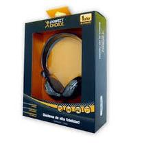 Diadema De Audifonos Con Microfono Perfect Choice Para Pc ¿