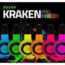 Diadema Razer Kraken Pro Neon