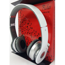 Audífonos Bluetooth Inalambricos Mp3 Radio Fm Slot Micro Sd