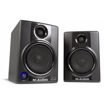 M-audio Studiophile Av 40 Altavoces Activos Studio Monitor (