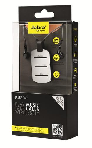 Audífonos Jabra Tag Inalambrico, Conexion Bluetooth Msi