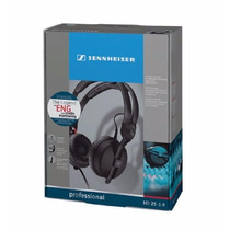 Audifonos Sennheiser Hd25-1 Ii On Ear Dj Headphone Hd