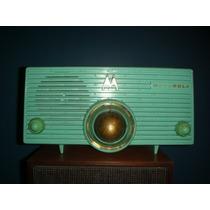 Radio Antiguo Motorola
