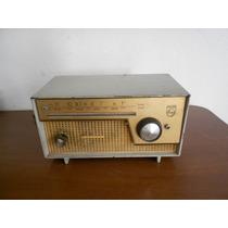 Radio Vintage De Bulbos Philips Para Reparar