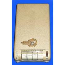 Grabadora De Alambre Minifon P55 Para Espía De Los 50s