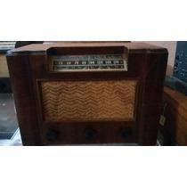 Antiguo Radio Rca Victor !! Funcionando !!