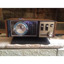 Radio Reloj Despertador Sony 1975 Vintage Japon