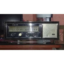 Radio Antiguo Philco De Bulbos Funcionando