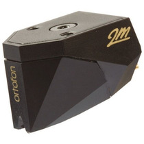 Ortofon 2m Aguja Para Tocadiscos Cartucho Color Negro